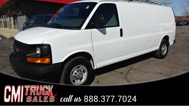 CMI TRUCK SALES CHEVROLET INVENTORY